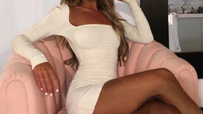 seksi, dama, noge